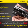 Поисковый фонарь NiteCore Tiny Monster QuadRay TM26/GT