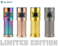 Фонарь Olight S1R II Titanium Limited Edition (комплект)