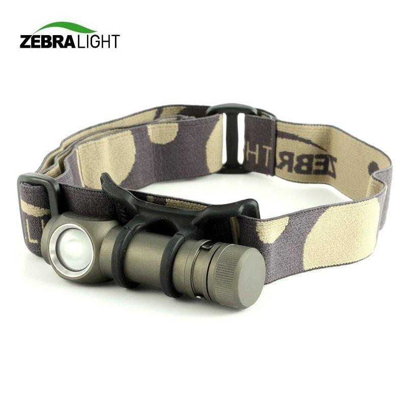 Налобный фонарь Zebralight H52w купить в интернет-магазине ...